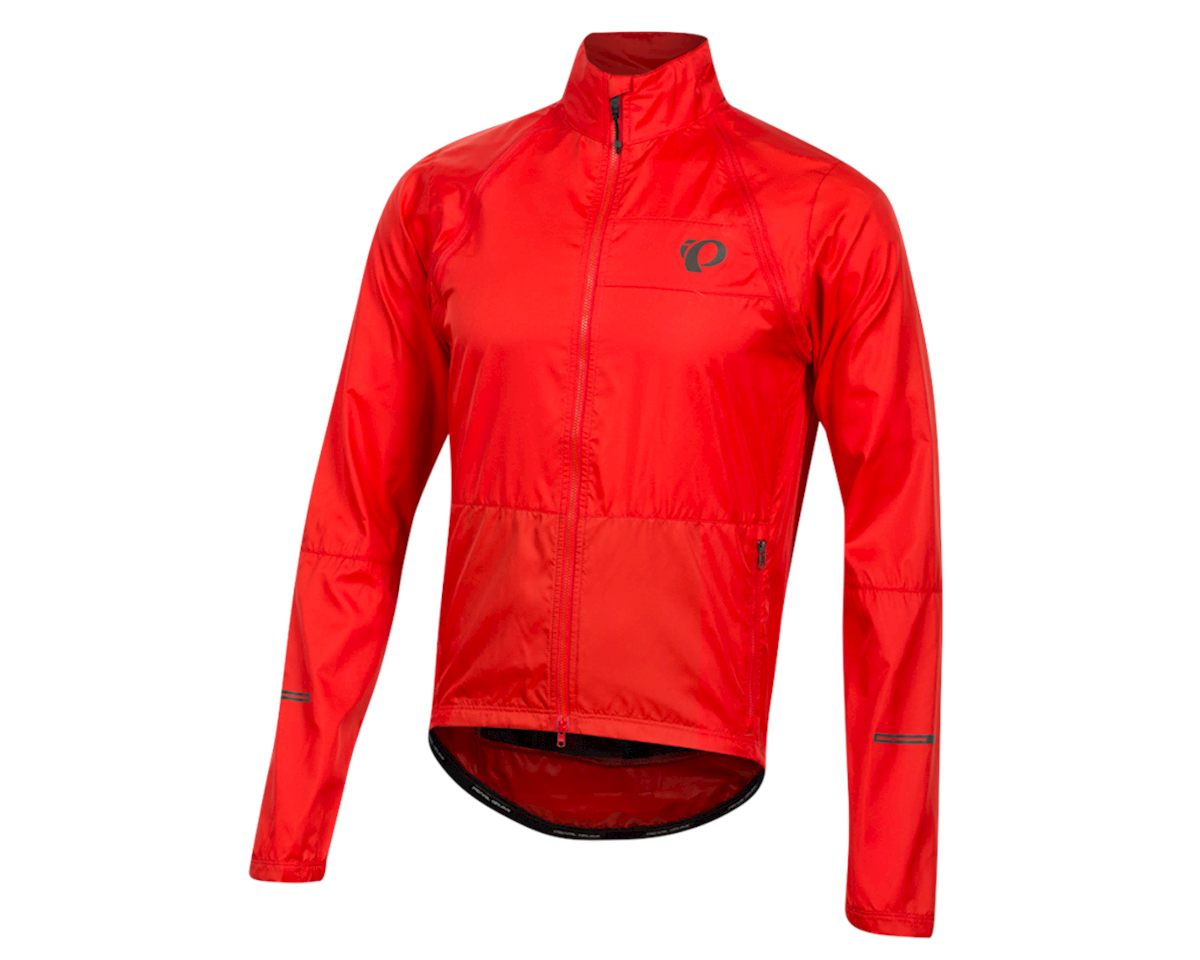 Pearl Izumi Elite Escape Convertible Jacket (Torch Red) (XL)
