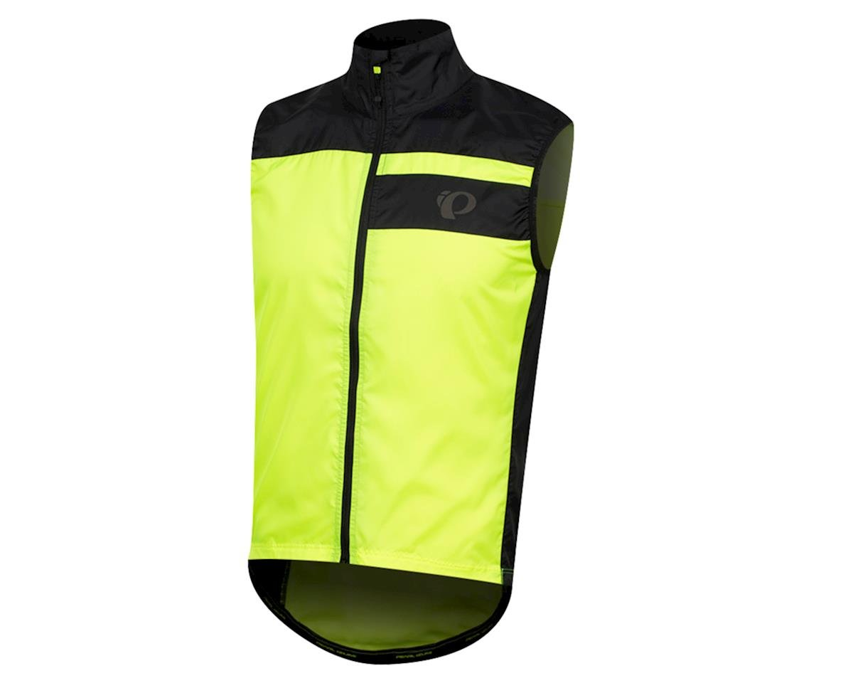 Pearl Izumi ELITE Escape Barrier Vest (Screaming Yellow/Black) (L)