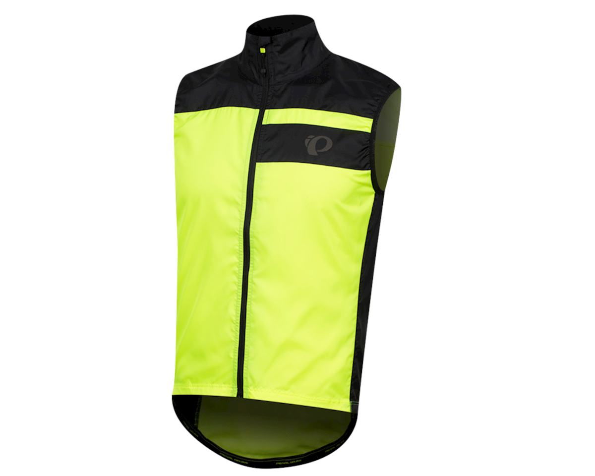 Pearl Izumi Elite Escape Barrier Vest (Screaming Yellow/Black) (XL)
