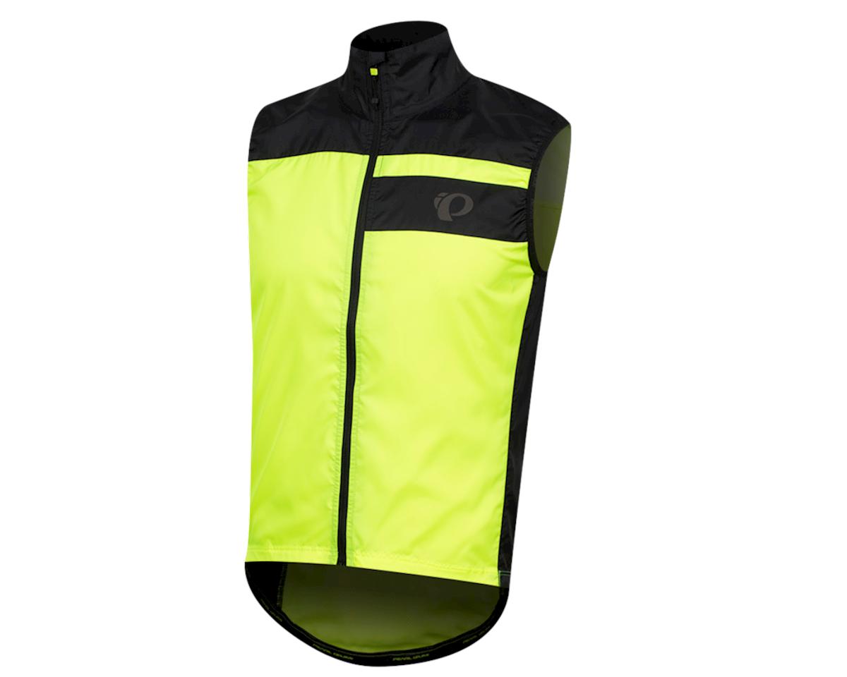 Pearl Izumi Elite Escape Barrier Vest (Screaming Yellow/Black) (2XL)
