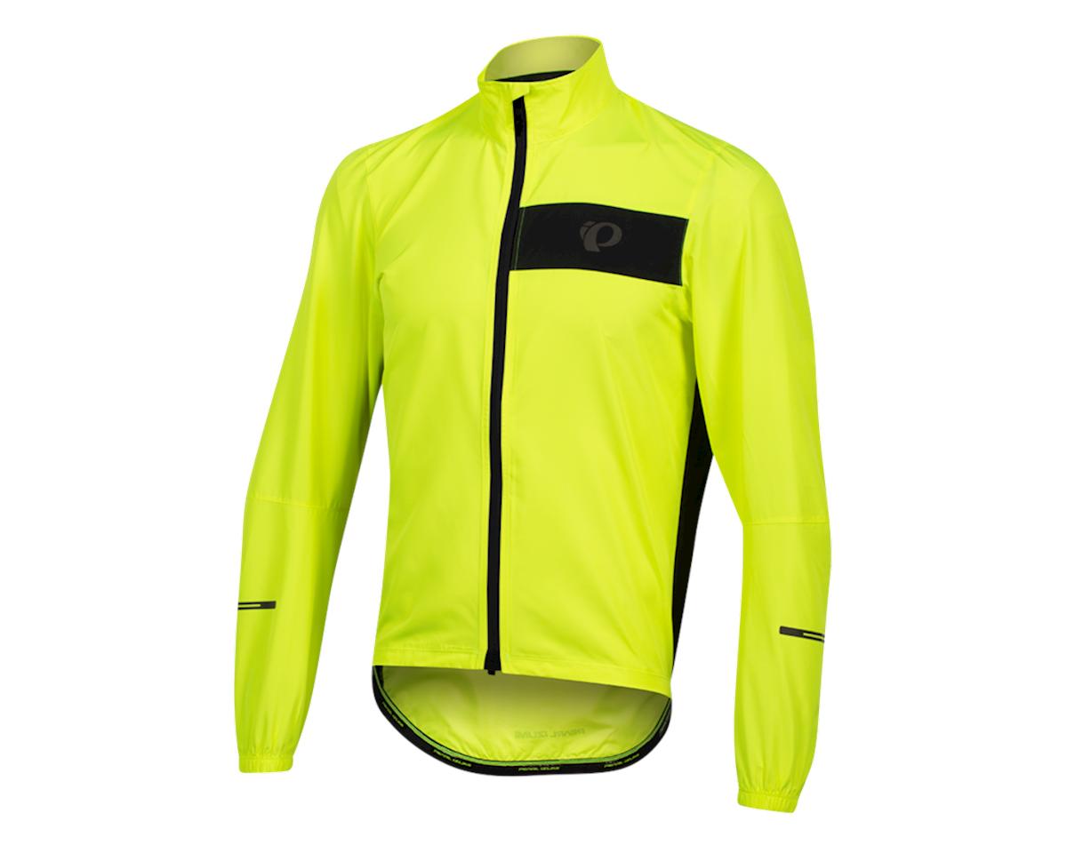 Pearl Izumi Select Barrier Jacket (Screaming Yellow/Black) (L)