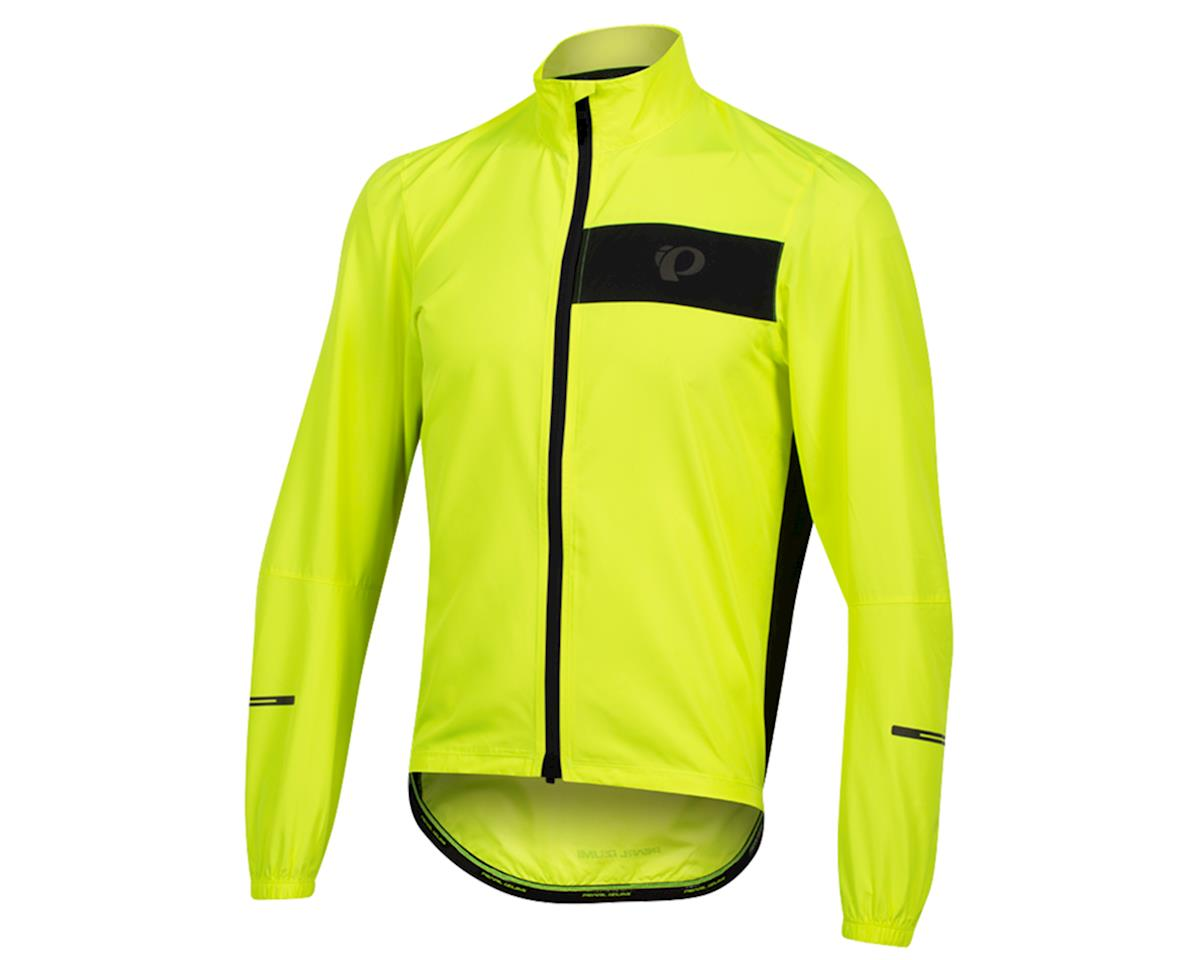 Pearl Izumi Select Barrier Jacket (Screaming Yellow/Black) (M)