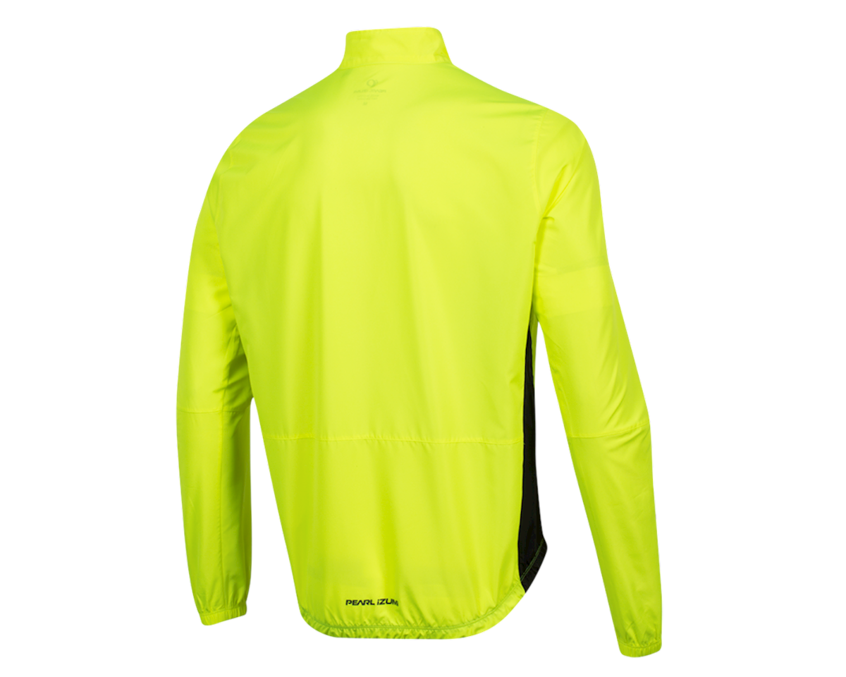 Image 2 for Pearl Izumi Select Barrier Jacket (Screaming Yellow/Black) (S)