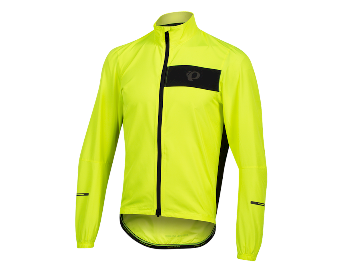 Pearl Izumi Select Barrier Jacket (Screaming Yellow/Black) (2XL)