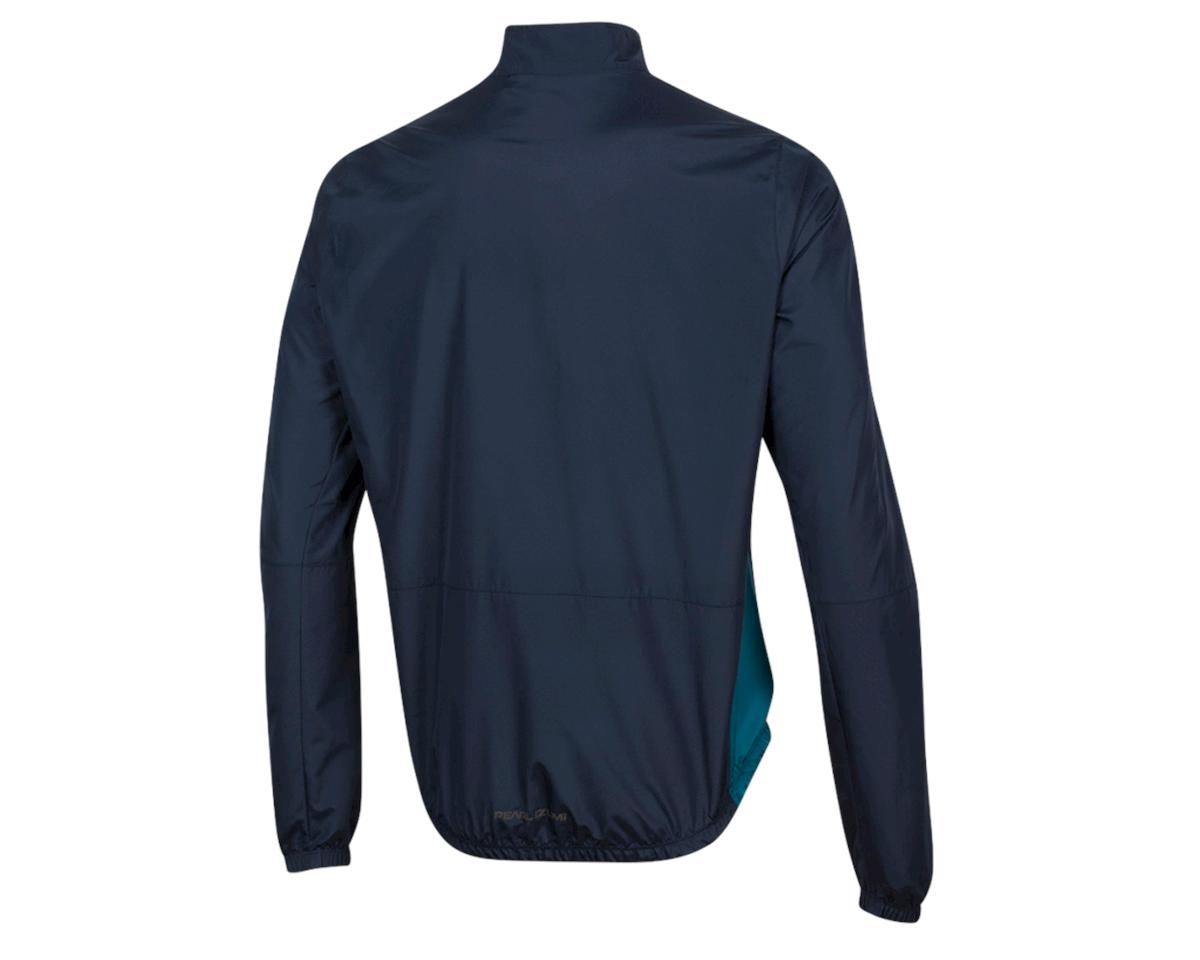 Pearl Izumi Select Barrier Jacket (Navy/Teal) (XL)