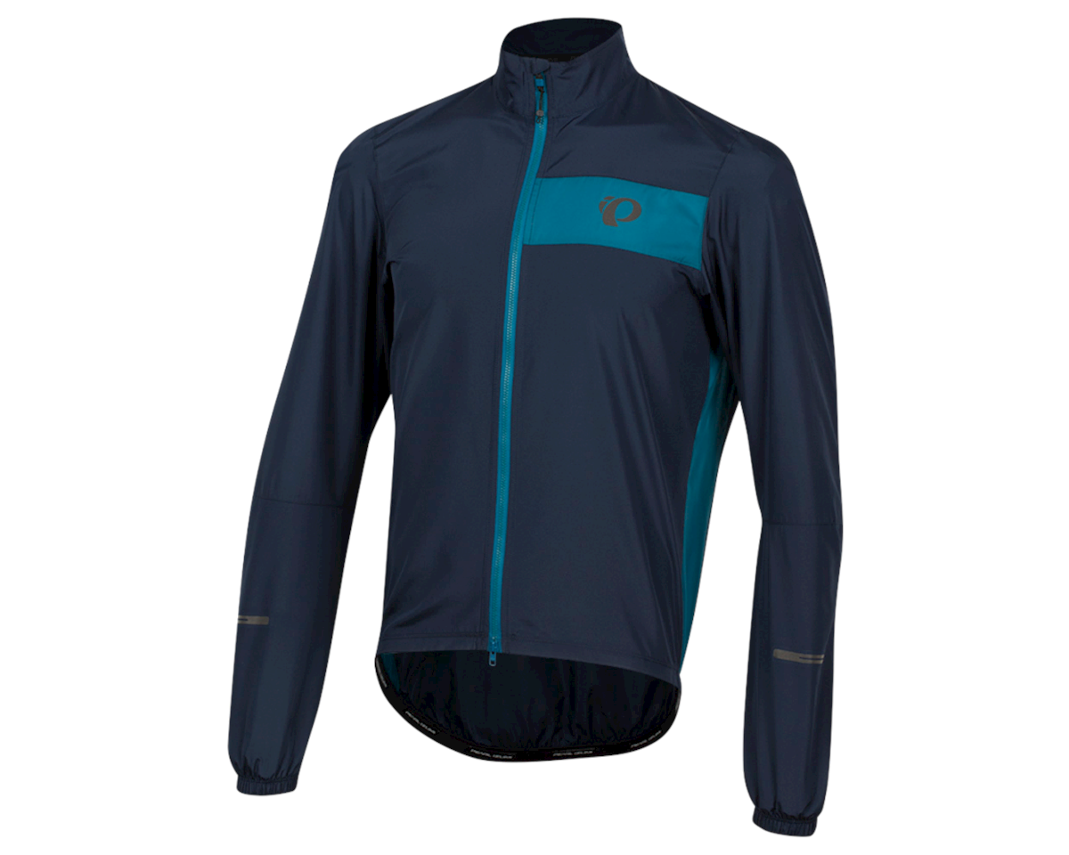 Image 1 for Pearl Izumi Select Barrier Jacket (Navy/Teal) (XS)