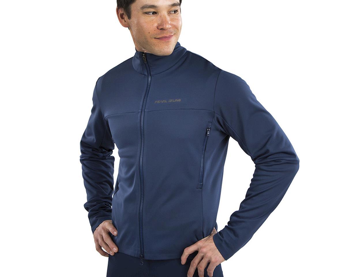 Pearl Izumi Elite Escape AmFIB Jacket (Navy) (S)