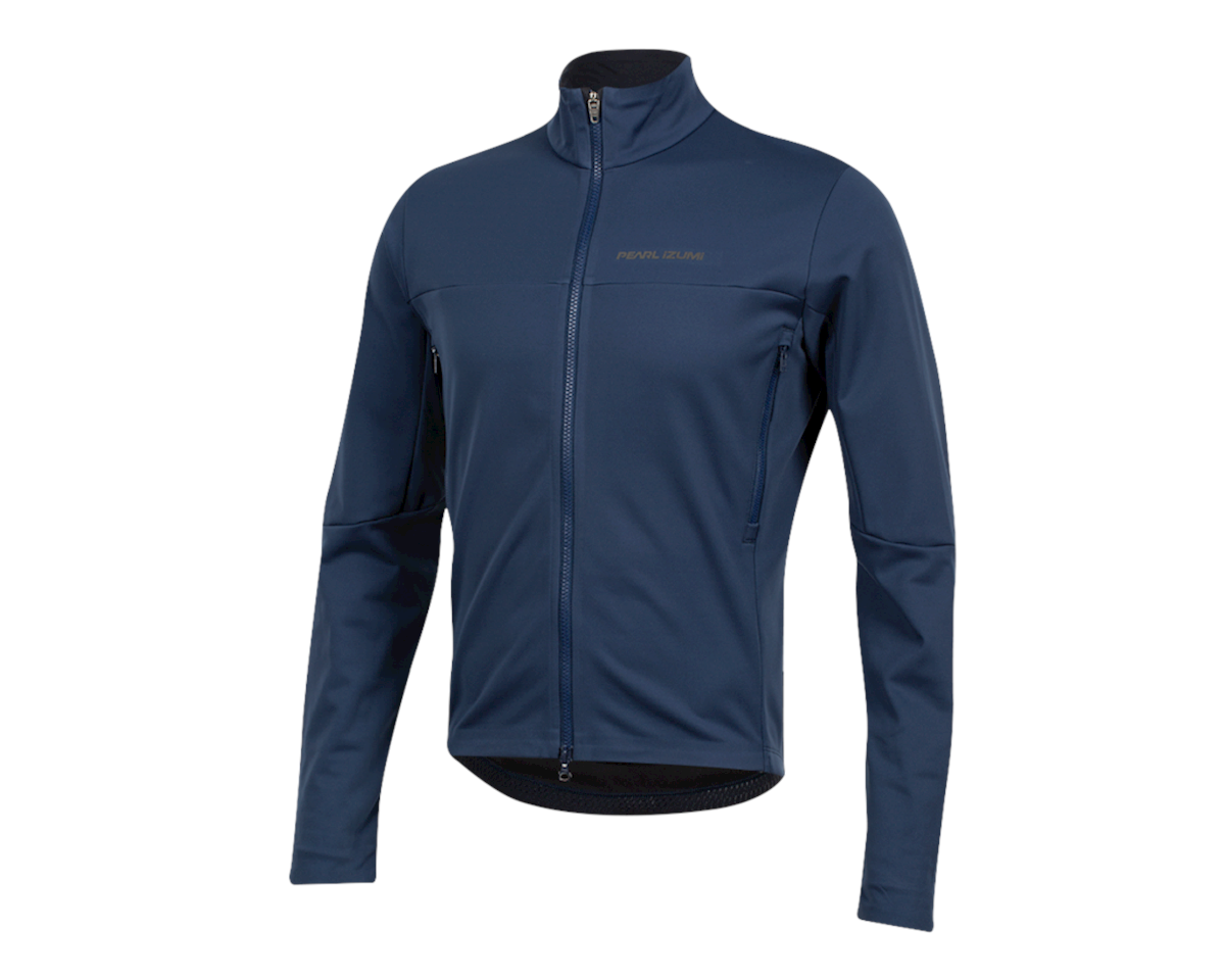 Pearl Izumi Elite Escape Amfib Jacket (Navy) (XL)