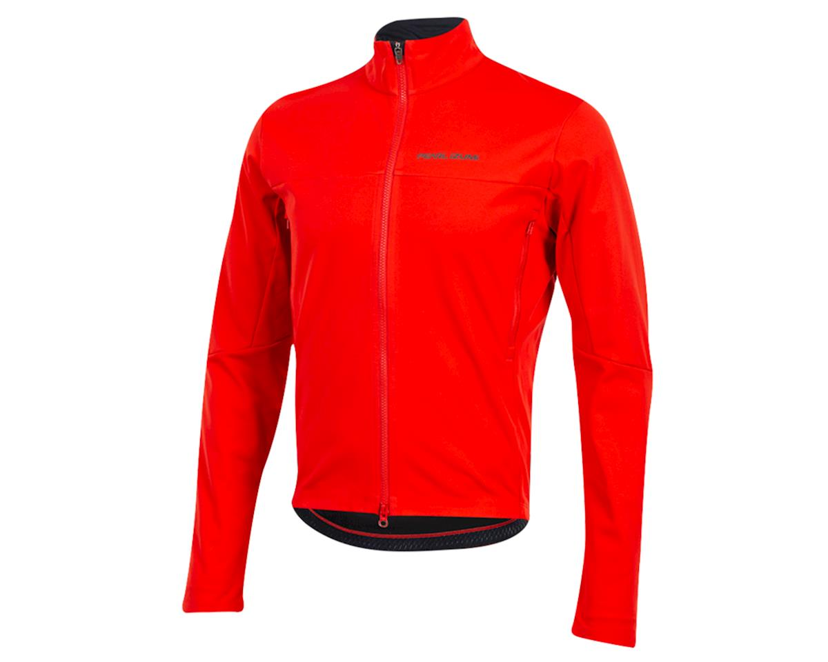 Pearl Izumi Elite Escape Amfib Jacket (Torch Red) (2XL)