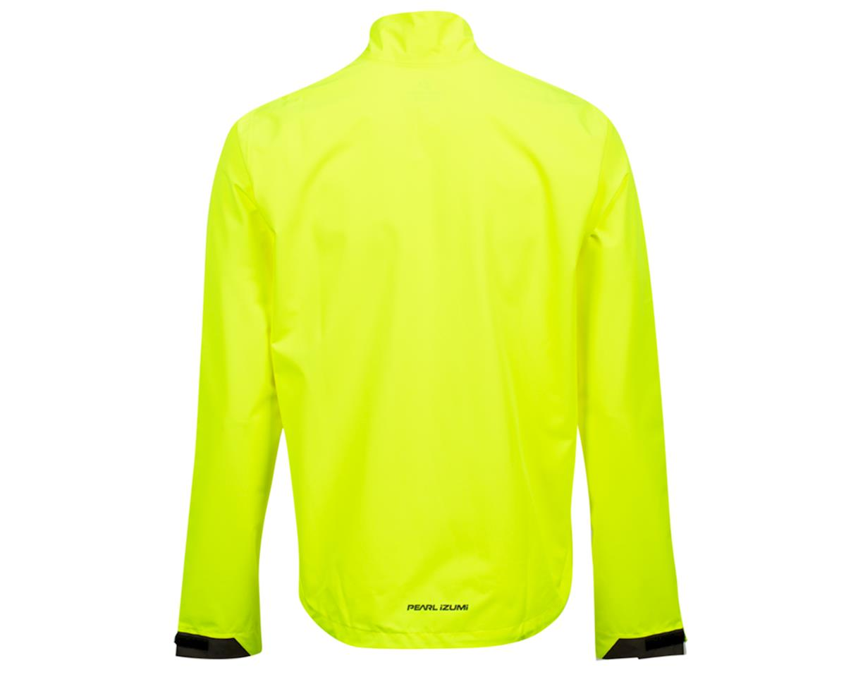 Image 2 for Pearl Izumi Monsoon WXB Jacket (Screaming Yellow/Phantom) (M)