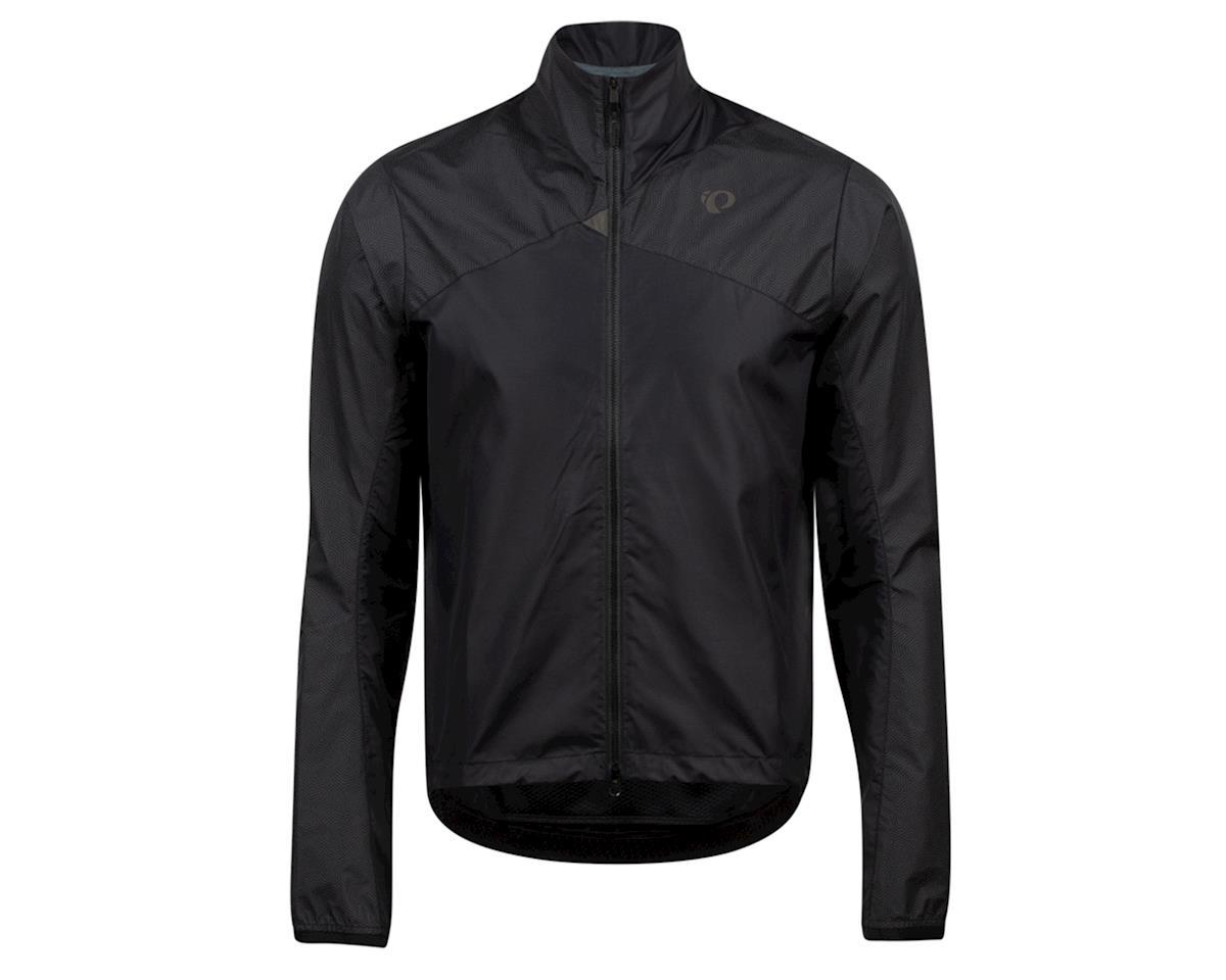 Pearl Izumi Bioviz Barrier Jacket (Black/Reflective Traid) (XL)