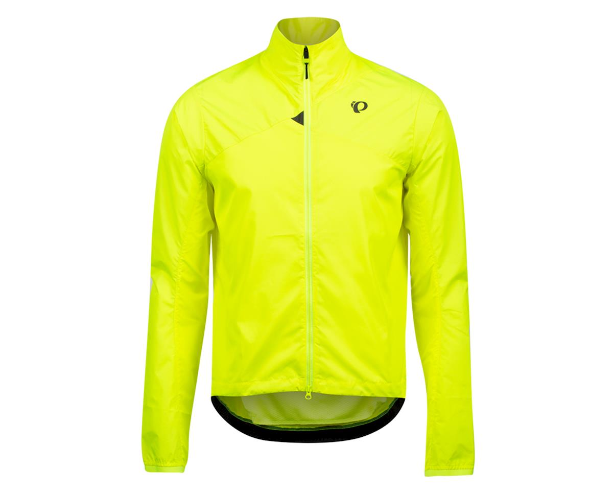 Pearl Izumi Bioviz Barrier Jacket (Screaming Yellow/Reflective Traid) (L)