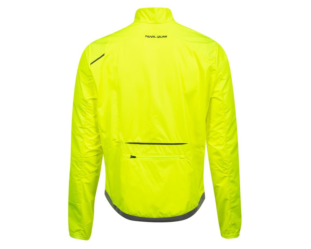 Image 2 for Pearl Izumi Bioviz Barrier Jacket (Screaming Yellow/Reflective Traid) (L)