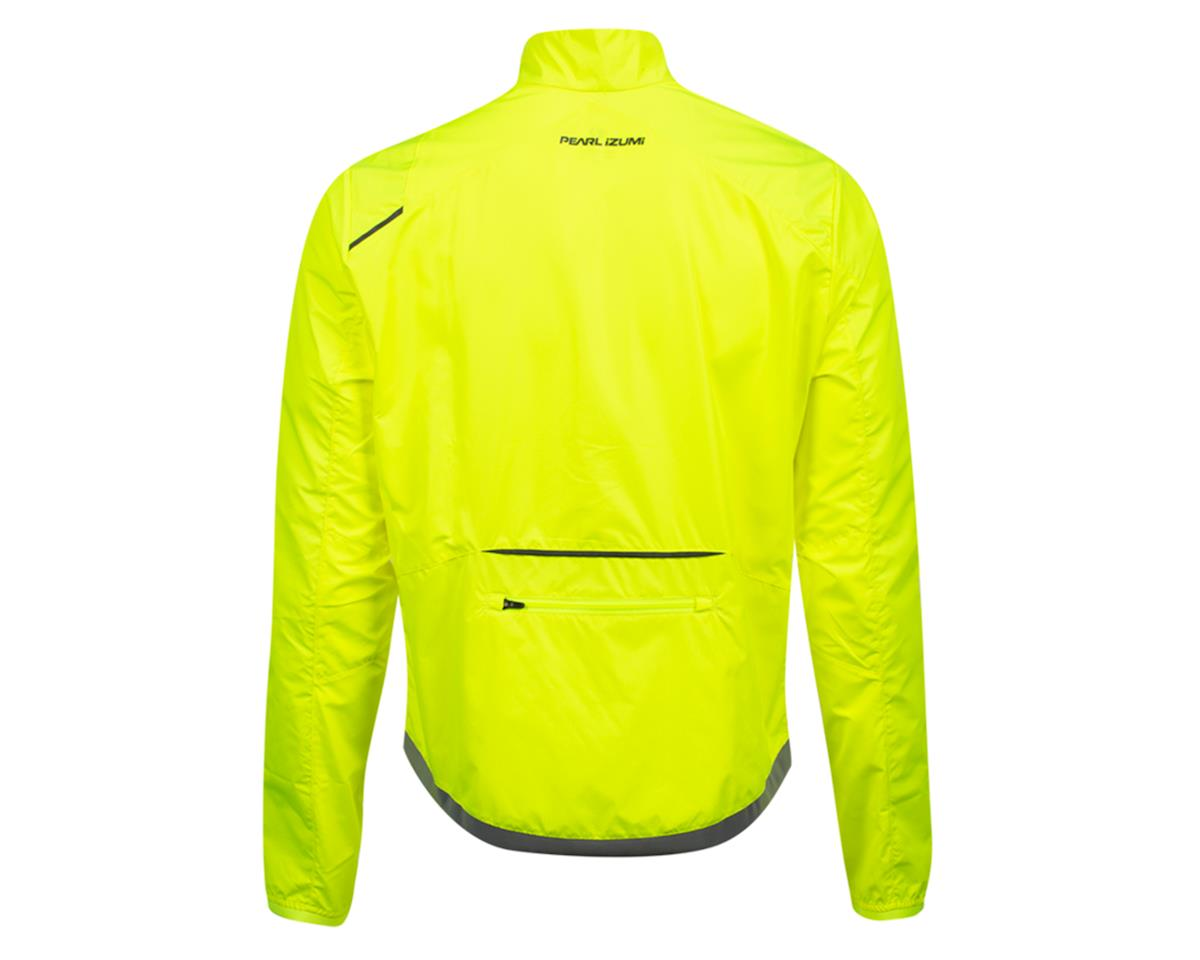 Image 2 for Pearl Izumi Bioviz Barrier Jacket (Screaming Yellow/Reflective Traid) (M)