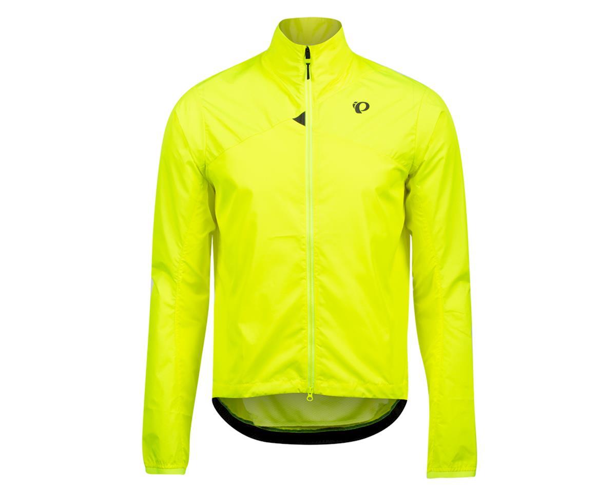 Image 1 for Pearl Izumi Bioviz Barrier Jacket (Screaming Yellow/Reflective Traid) (XL)