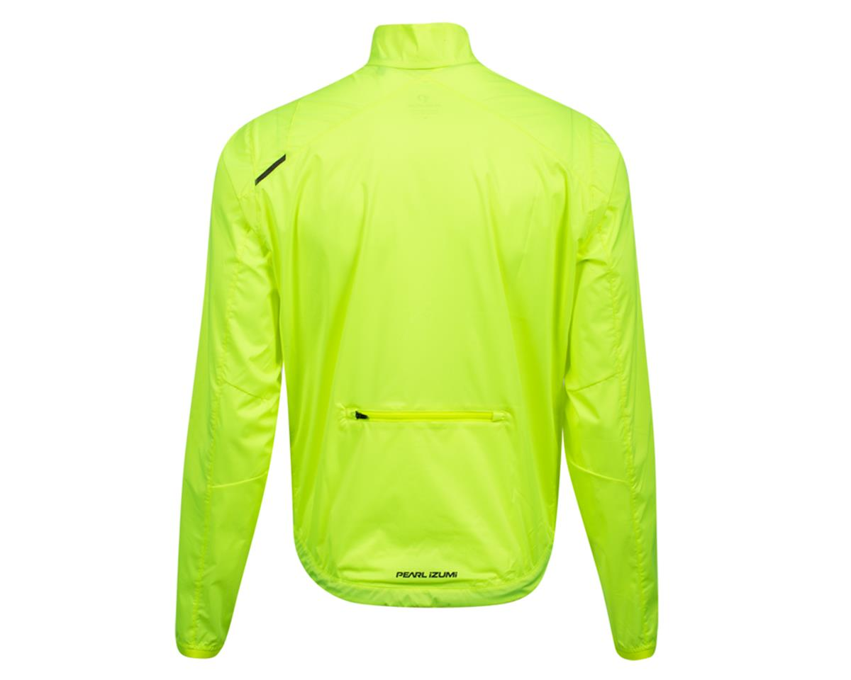 Image 2 for Pearl Izumi Zephrr Barrier Jacket (Screaming Yellow) (L)