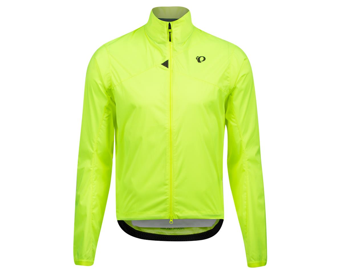 Image 1 for Pearl Izumi Zephrr Barrier Jacket (Screaming Yellow) (XL)