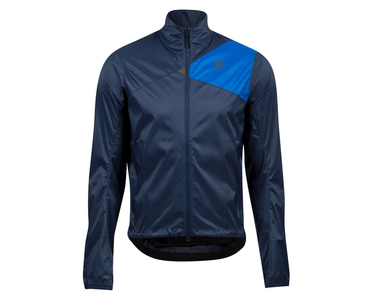 Image 1 for Pearl Izumi Zephrr Barrier Jacket (Navy/Lapis) (XL)