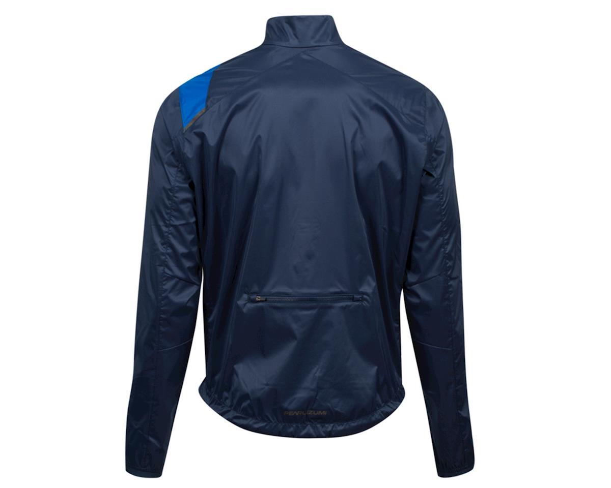 Image 2 for Pearl Izumi Zephrr Barrier Jacket (Navy/Lapis) (XL)