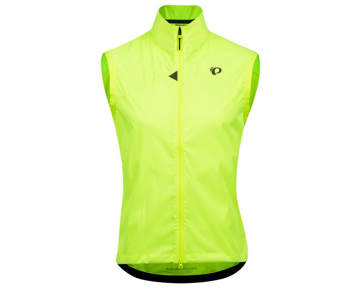 Image 1 for Pearl Izumi Zephrr Barrier Vest (Screaming Yellow) (M)