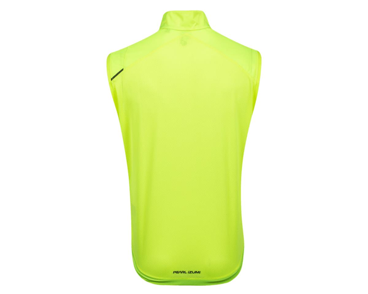 Image 2 for Pearl Izumi Zephrr Barrier Vest (Screaming Yellow) (2XL)