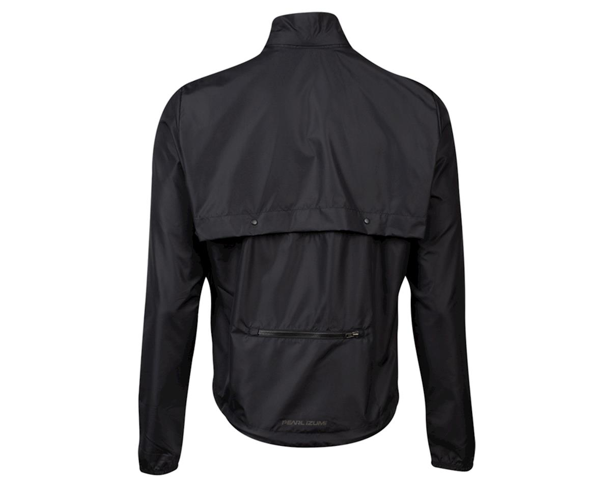 Image 2 for Pearl Izumi Quest Barrier Convertible Jacket (Black) (L)