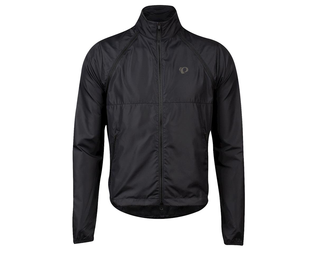 Image 1 for Pearl Izumi Quest Barrier Convertible Jacket (Black) (XL)