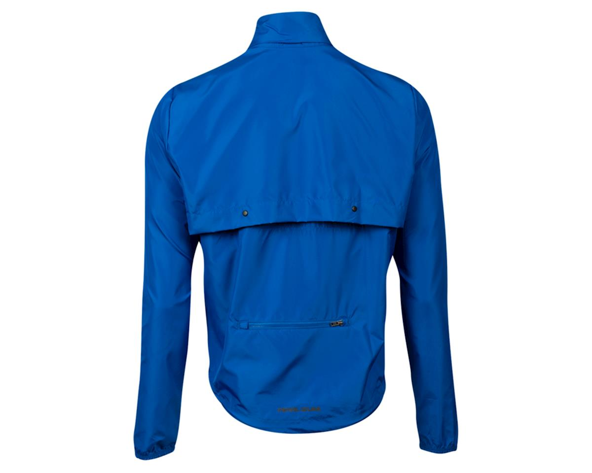 Image 2 for Pearl Izumi Quest Barrier Convertable Jacket (Lapis) (M)