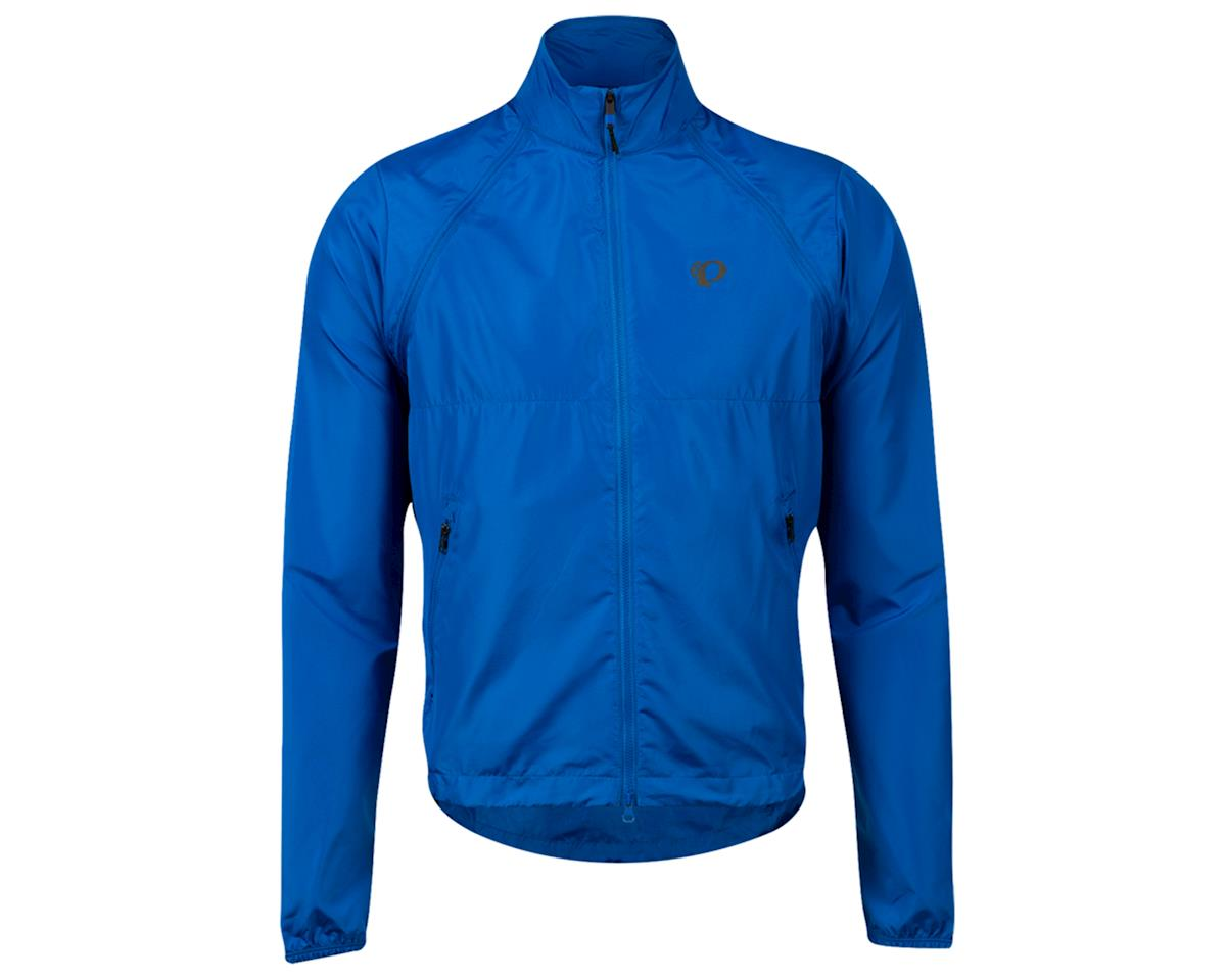 Image 1 for Pearl Izumi Quest Barrier Convertable Jacket (Lapis) (S)