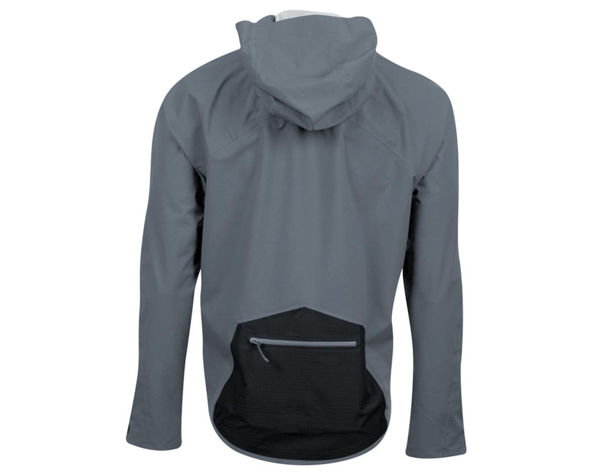 Image 2 for Pearl Izumi Vortex WXB Hooded Jacket (Turbulence/Black) (S)