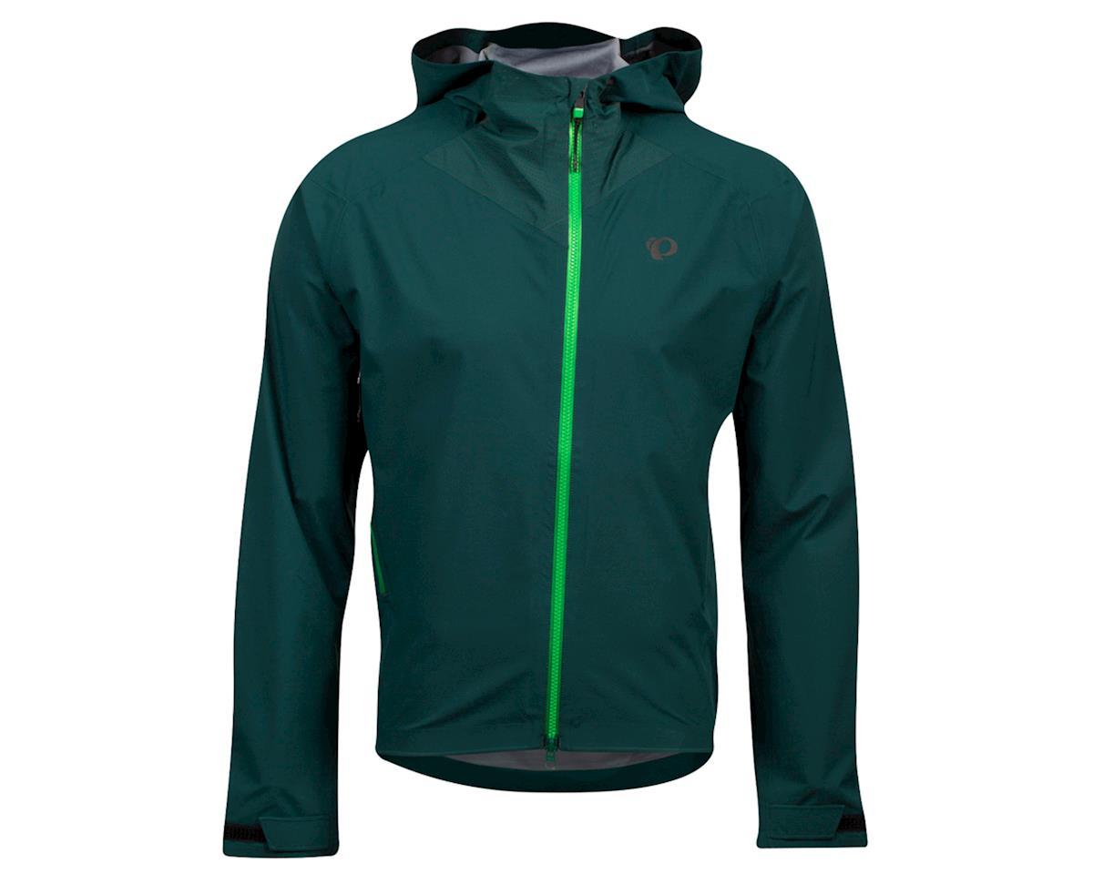 Image 1 for Pearl Izumi Vortex WXB Hooded Jacket (Pine/Grass) (XL)