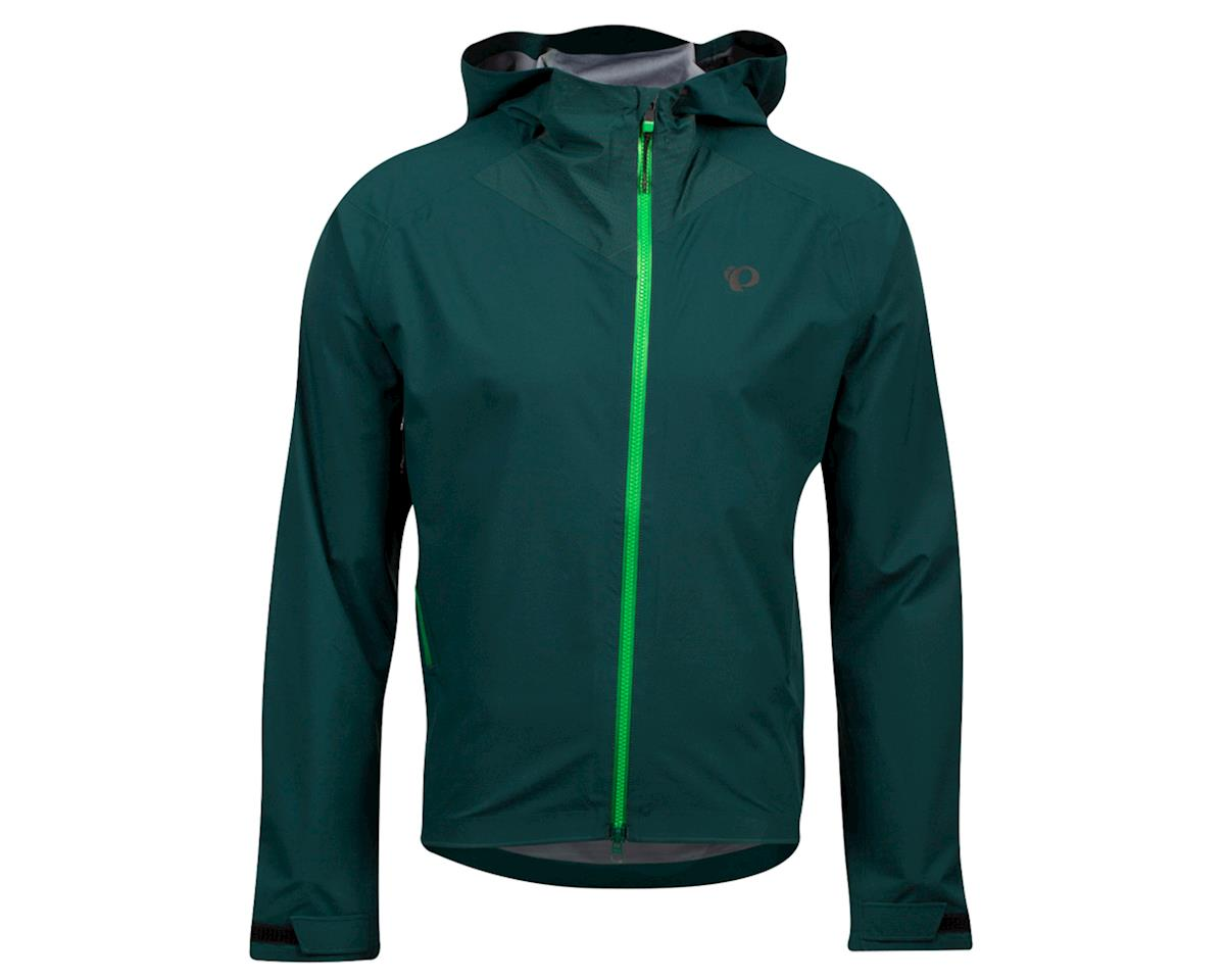 Pearl Izumi Vortex WXB Hooded Jacket (Pine/Grass) (XL)