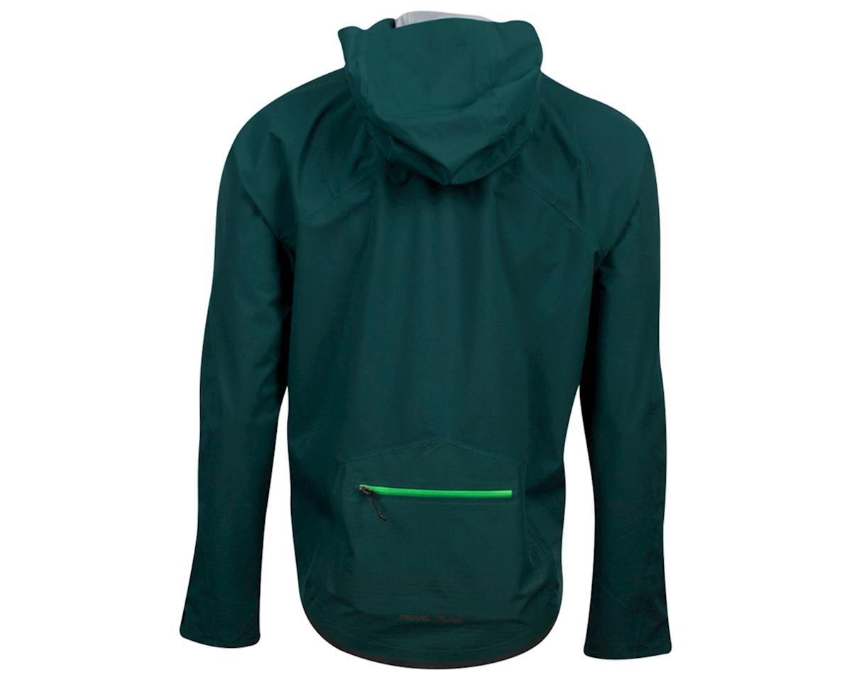 Image 2 for Pearl Izumi Vortex WXB Hooded Jacket (Pine/Grass) (XL)