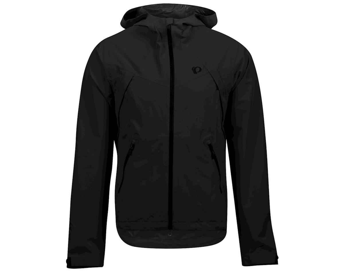 Image 1 for Pearl Izumi Monsoon WXB Hooded Jacket (Black) (M)
