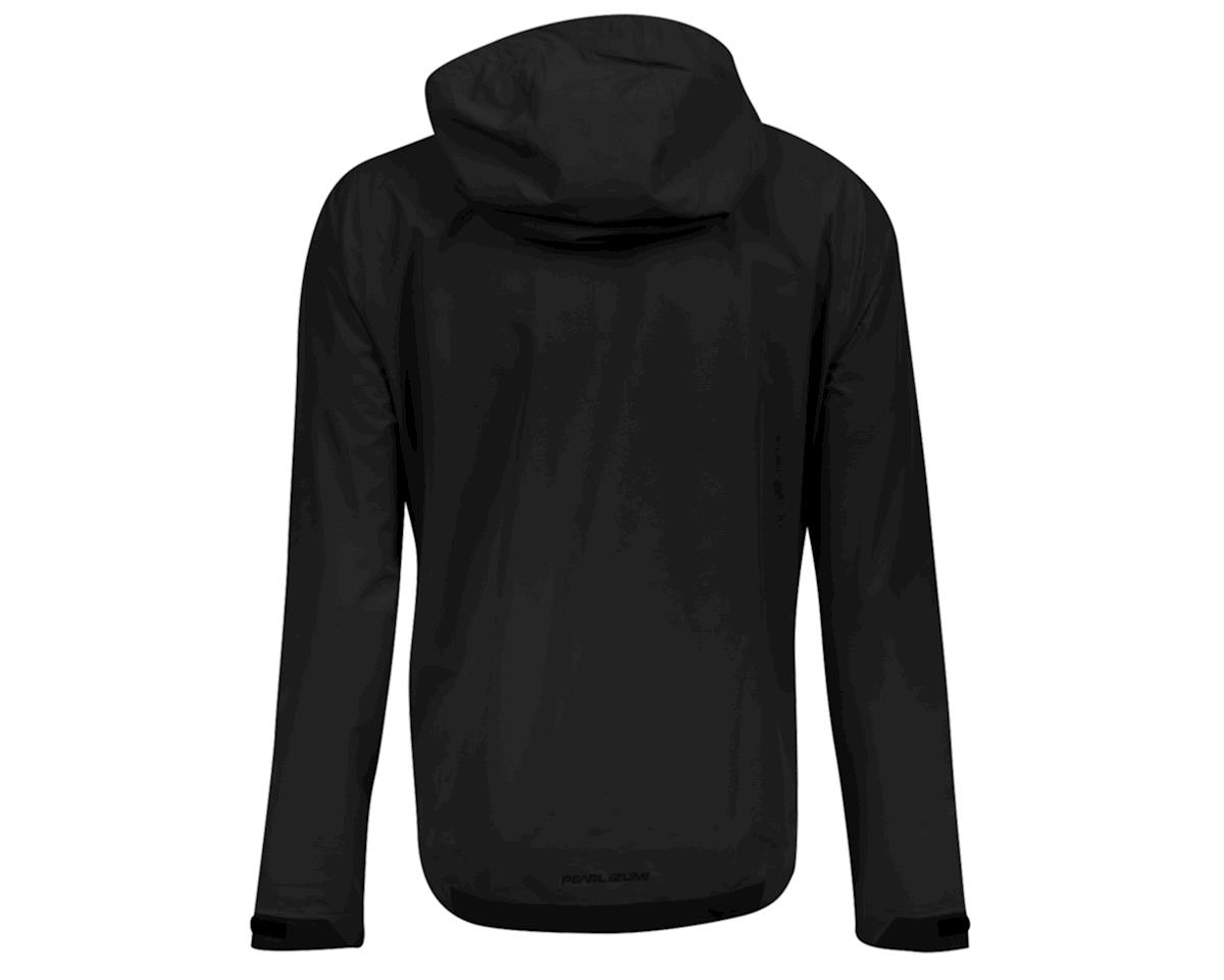 Image 2 for Pearl Izumi Monsoon WXB Hooded Jacket (Black) (2XL)