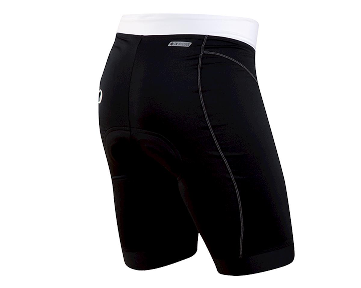 Pearl Izumi Women's Select In-R-Cool Bike Shorts (Black/White) (M)