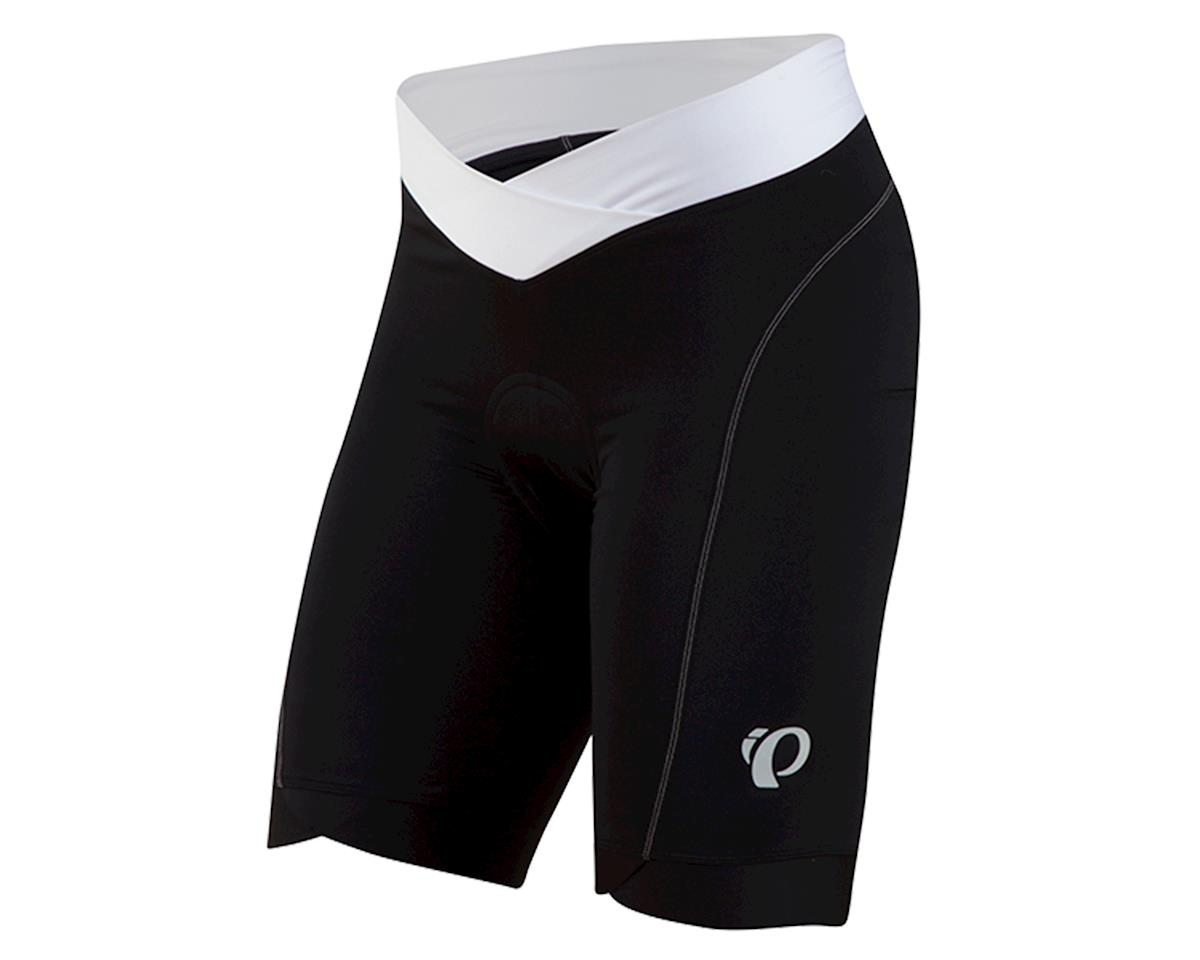 Pearl Izumi Women's Select In-R-Cool Bike Shorts (Black/White) (XL)