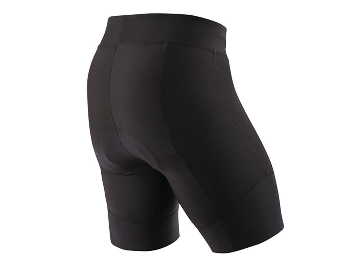 Pearl Izumi Women's Attack Bike Shorts (Black/Black)