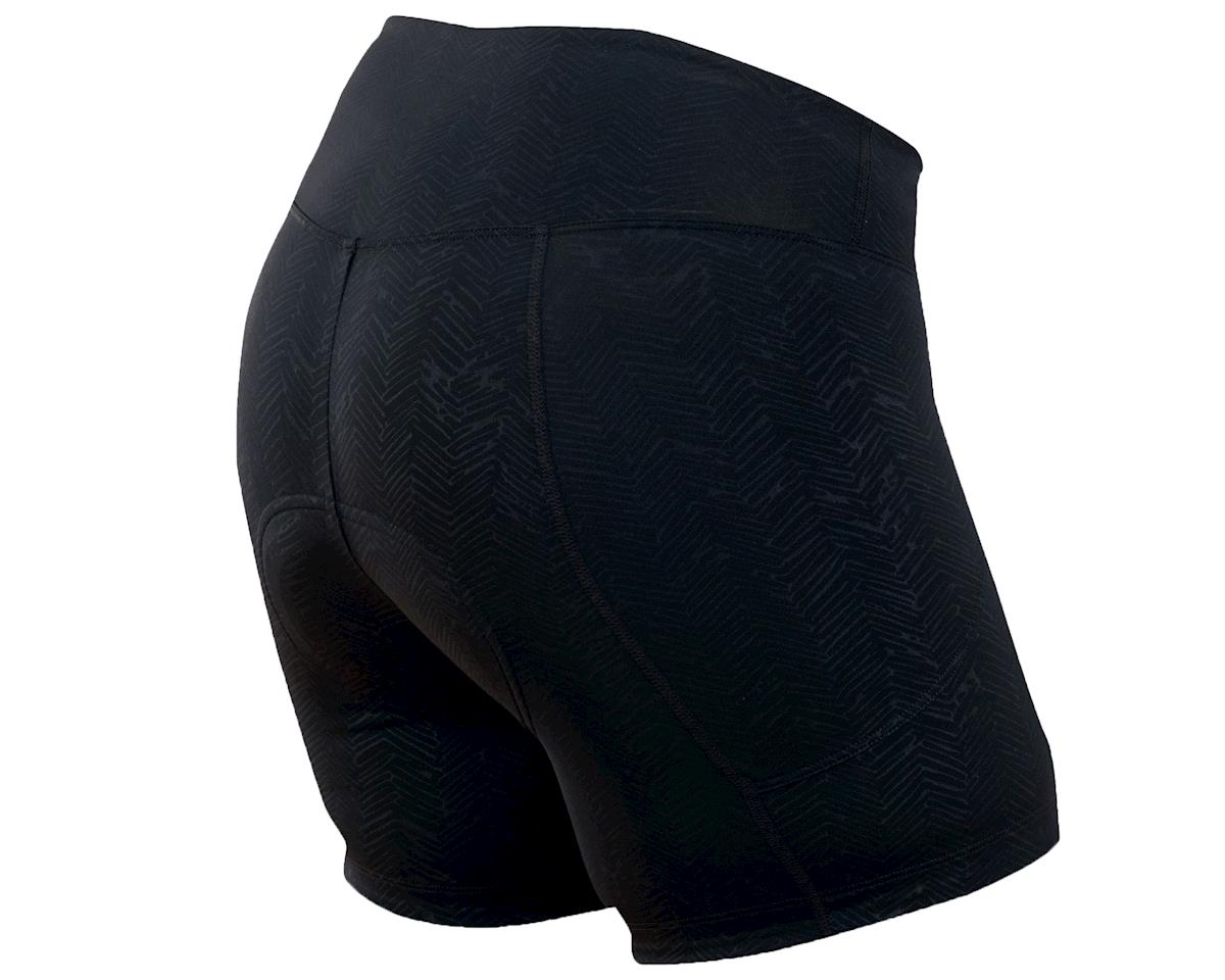 Pearl Izumi Women's Sugar Bike Shorts (Black Texture)