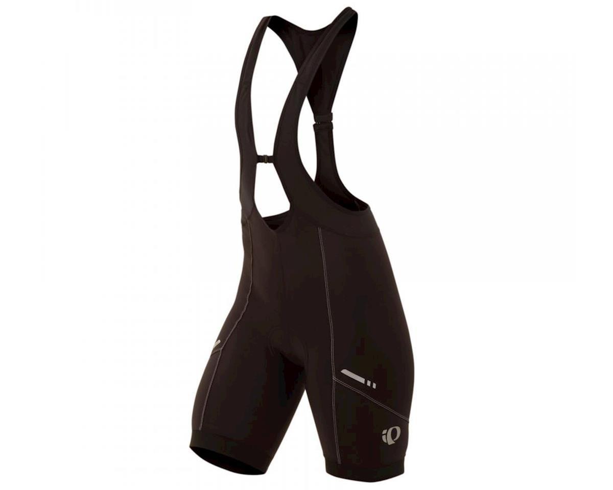 Pearl Izumi Women's PRO In-R-Cool Drop Tail Cycling Bib Shorts (Black) (L)