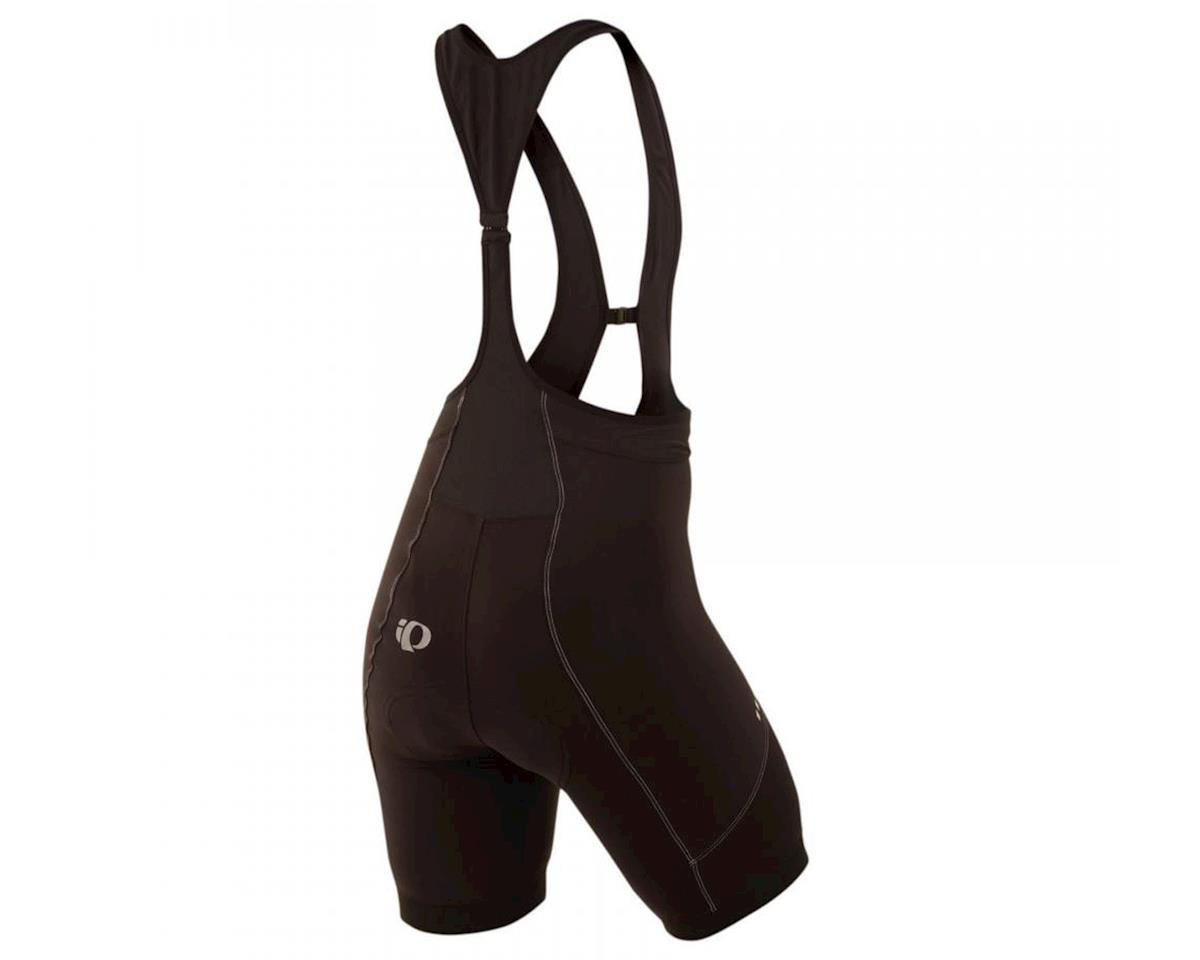 Pearl Izumi Women's PRO In-R-Cool Drop Tail Cycling Bib Shorts (Black)