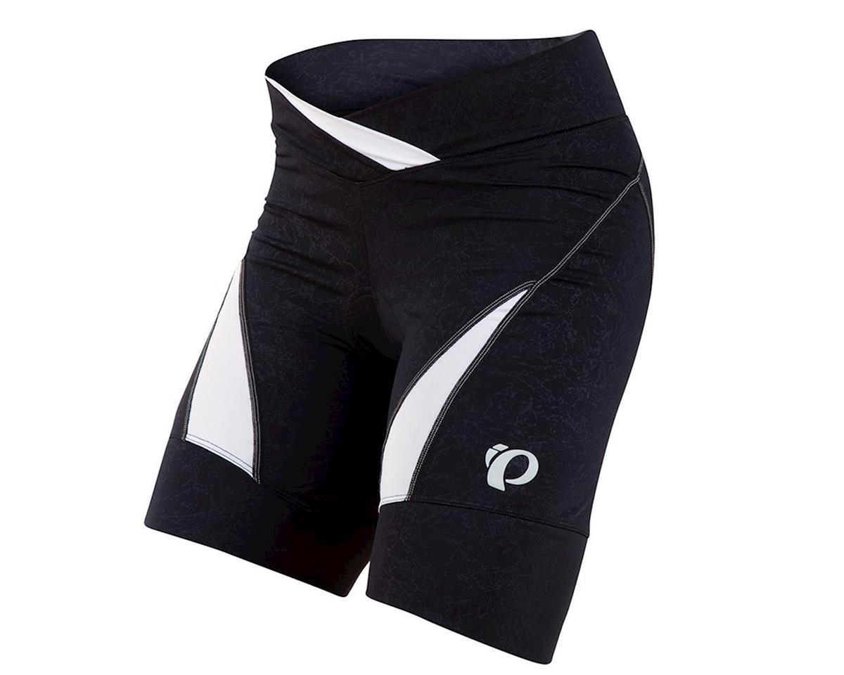 Pearl Izumi Symphony Women's Bike Shorts (Black/White) (XL)