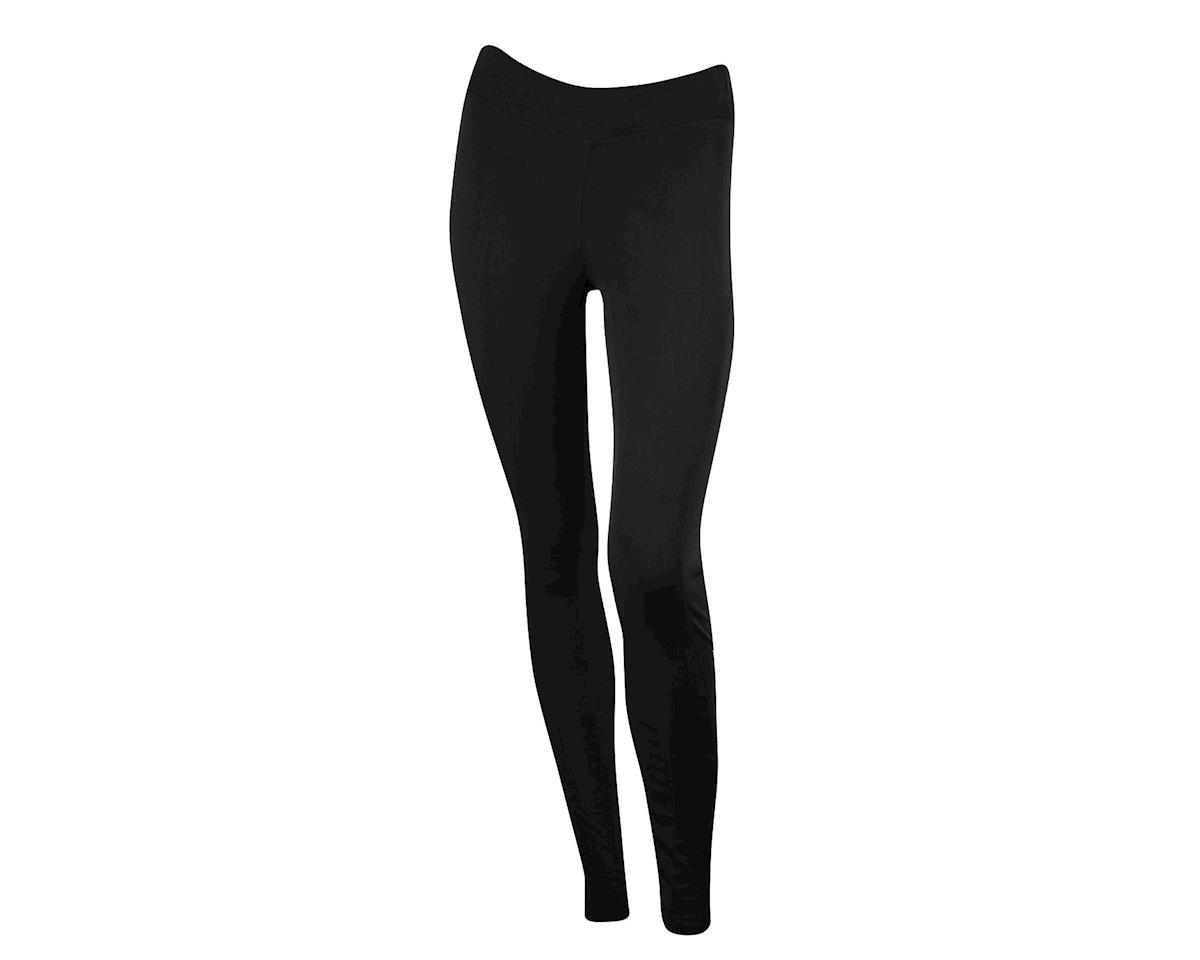 Pearl Izumi Women's ELITE Thermal Tights Without Chamois (Black) (Large)