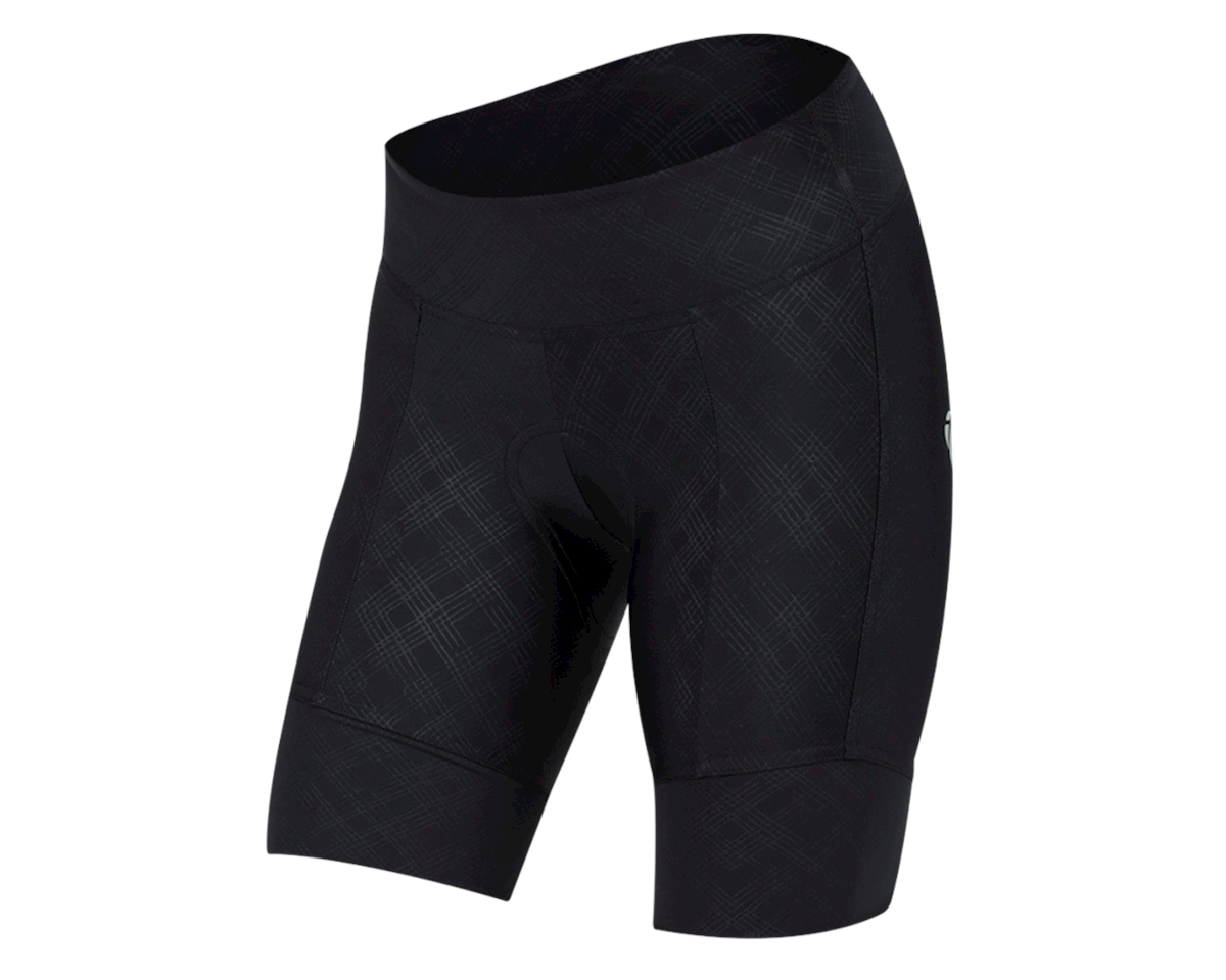 Pearl Izumi Women's Pursuit Attack Short (Black Diffuse Texture)