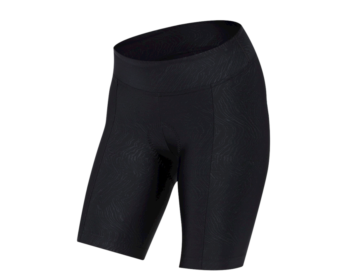 Pearl Izumi Women's Escape Quest Short (Black Phyllite Texture) (XL)