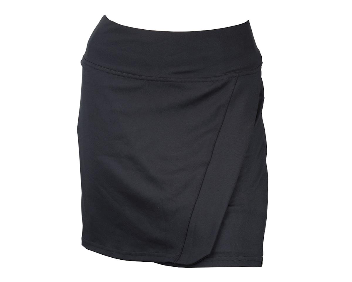 Pearl Izumi Women's Select Escape Cycling Skirt (Black) (L)