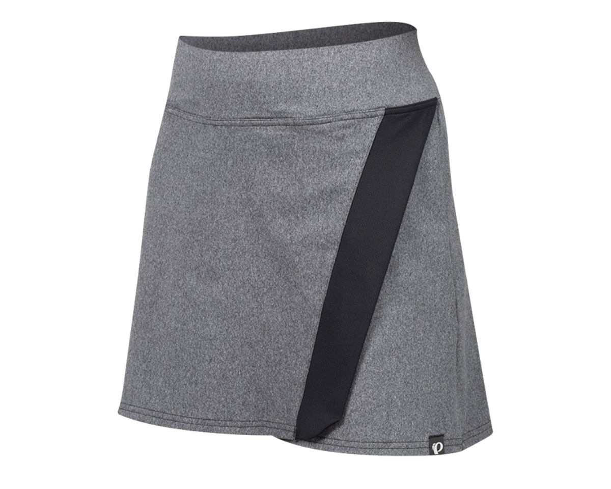 Pearl Izumi Women's Select Escape Cycling Skirt (Phantom Heather) (L)