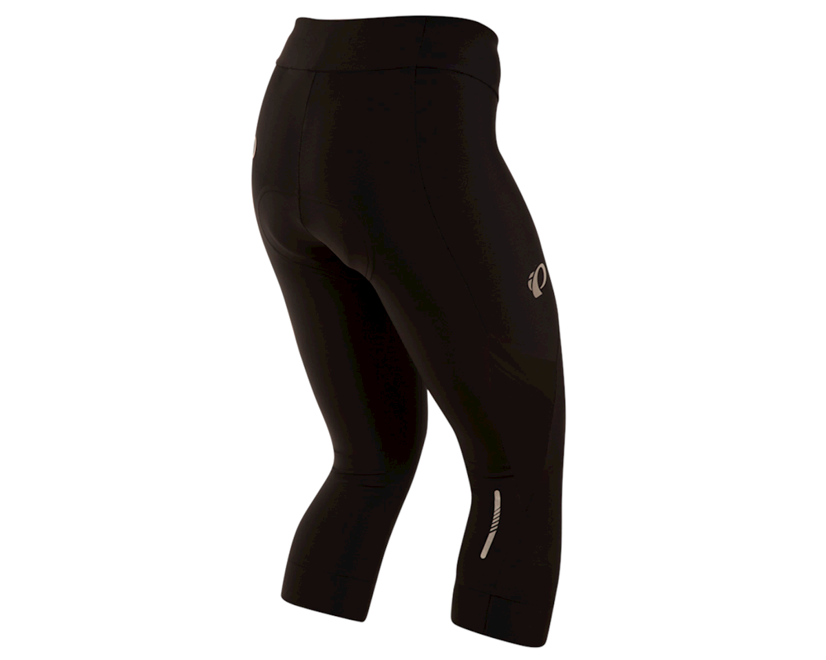 Image 2 for Pearl Izumi Women's SELECT Pursuit 3/4 Tight (Black) (XS)