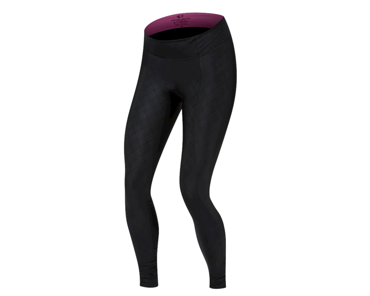 Pearl Izumi Women's Pursuit Attack Cycle Tight (Black)