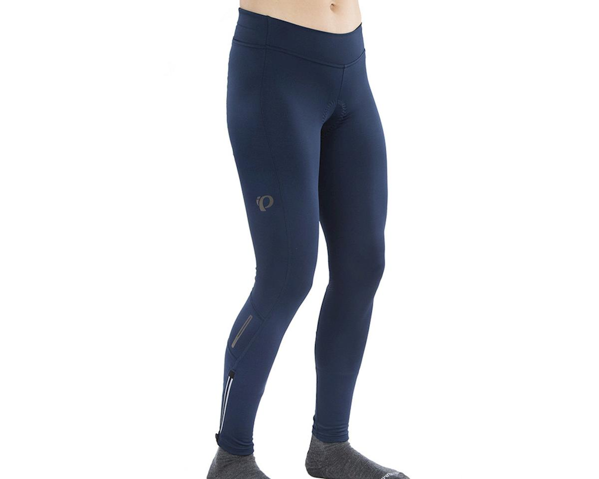 Image 3 for Pearl Izumi Women's Escape Sugar Thermal Cycling Tight (Navy) (S)